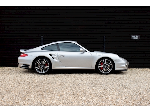 (31) 2010 Porsche 997.2 Turbo Manual