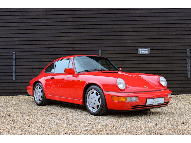 (A) 1989 Porsche 964 Carrera 2 Coupe Manual
