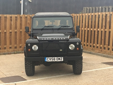 Land Rover Defender 90 County Pu County P/U