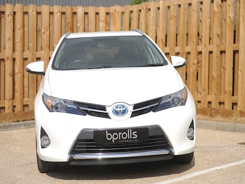 Toyota Auris Vvt-I Icon Plus