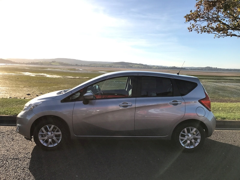 Nissan Note 1.2 - Large 7