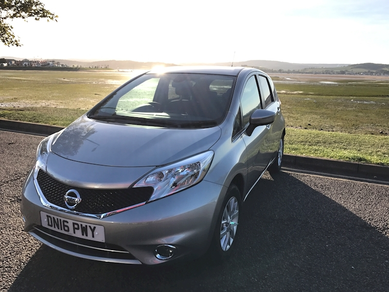 Nissan Note 1.2 - Large 9
