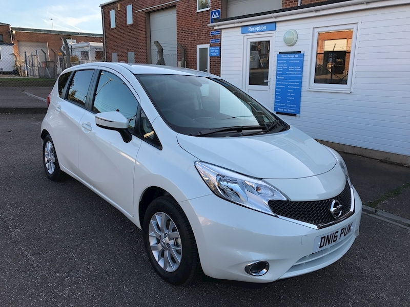 Nissan Note 1.2 - Large 0