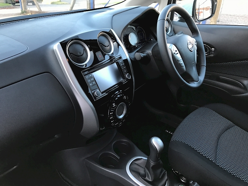 Nissan Note 1.2 - Large 10