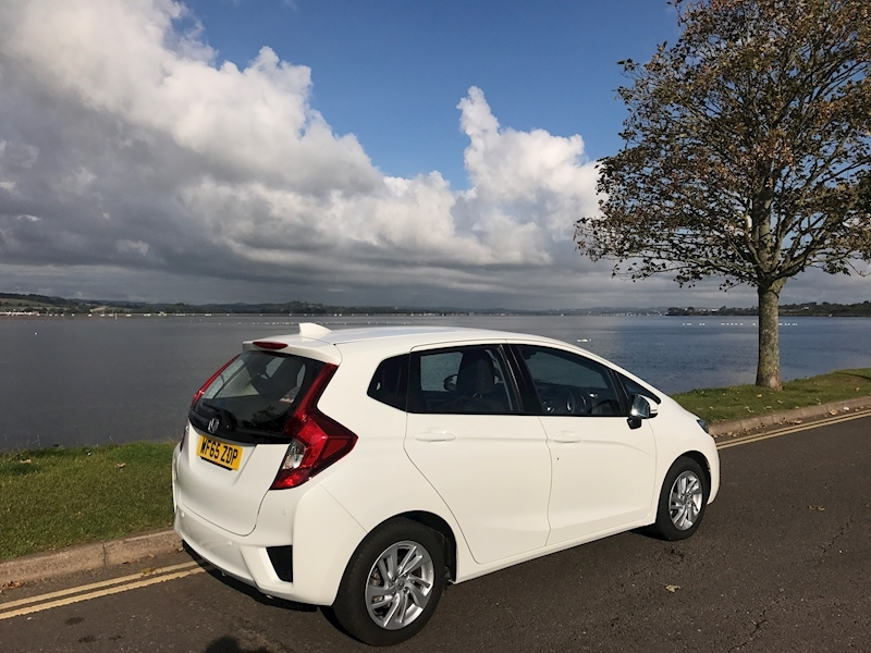 Honda Jazz SE CVT 1.3 - Large 2