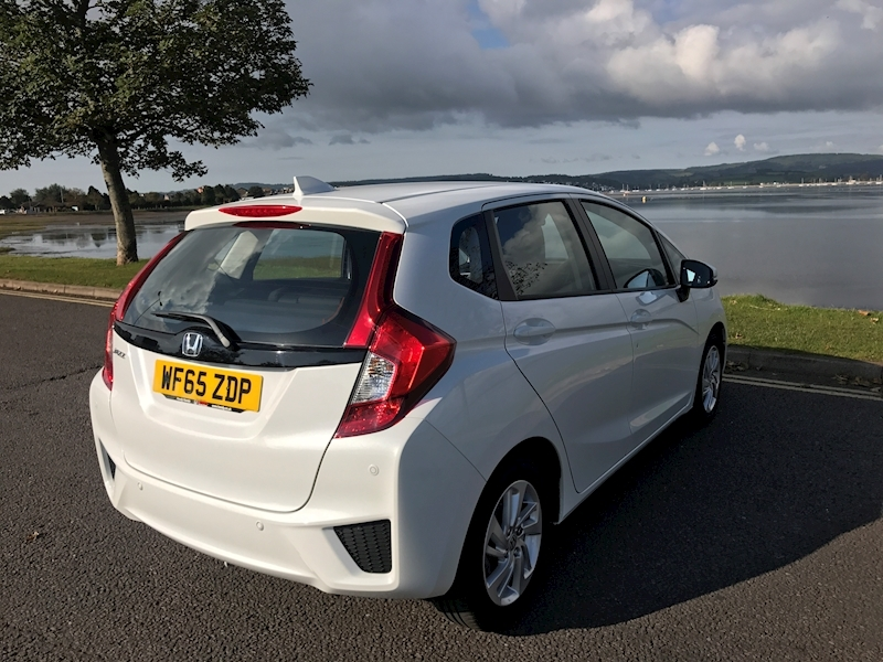 Honda Jazz SE CVT 1.3 - Large 3