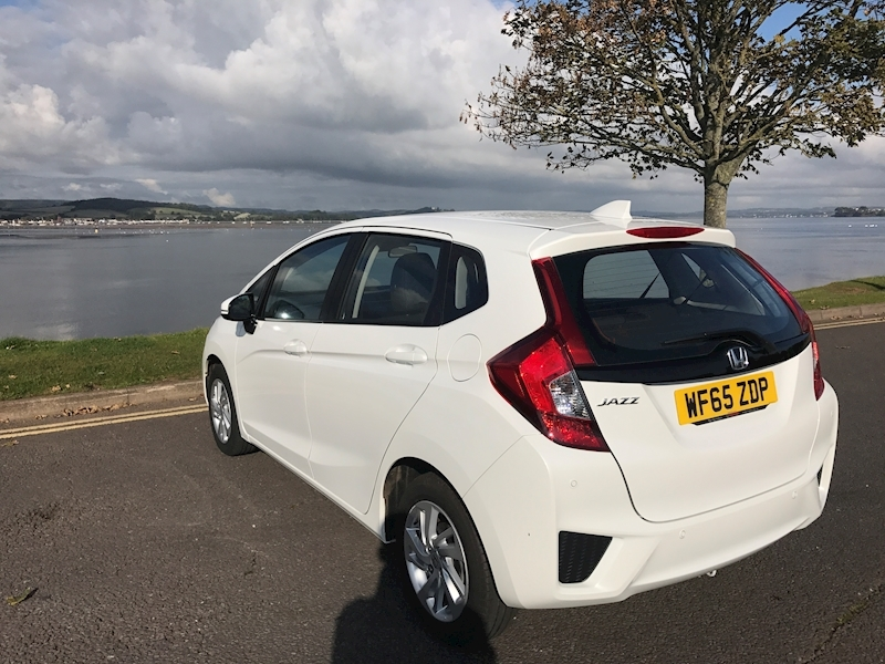 Honda Jazz SE CVT 1.3 - Large 5