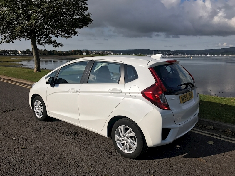 Honda Jazz SE CVT 1.3 - Large 6
