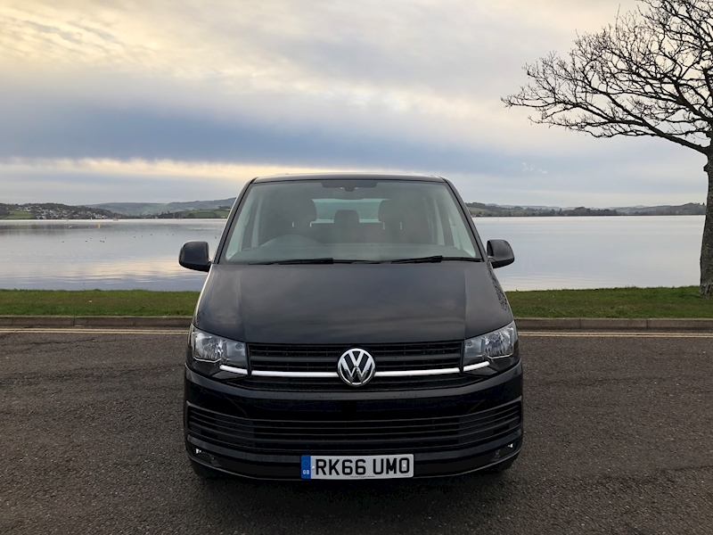 VW Transporter Highline SWB 2.0 - Large 10