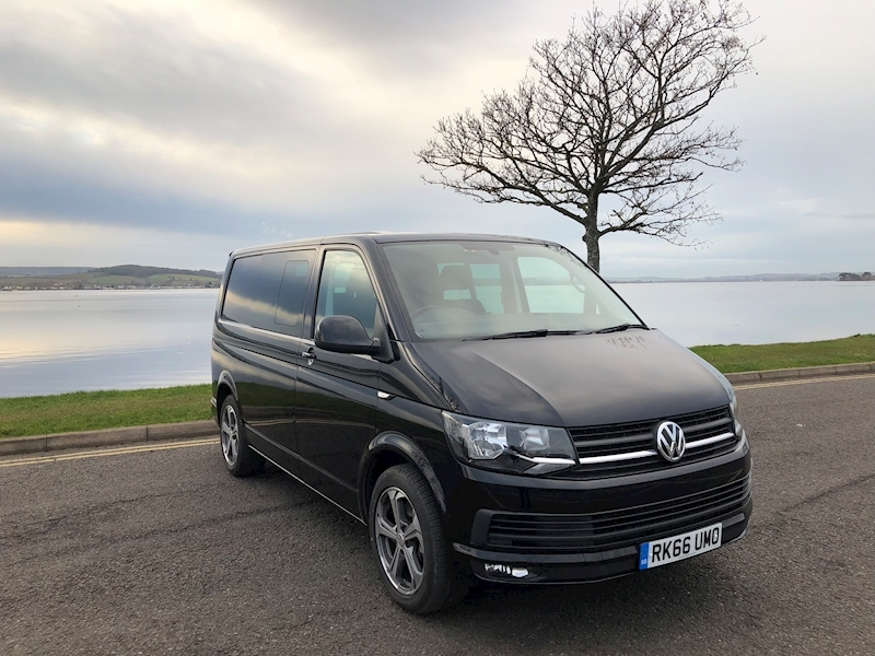 VW Transporter Highline SWB 2.0 - Large 11