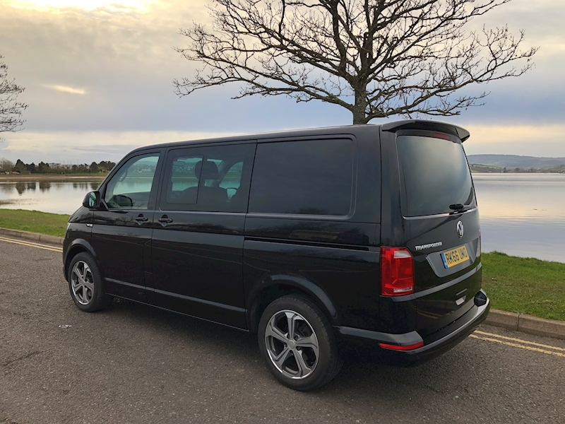VW Transporter Highline SWB 2.0 - Large 6