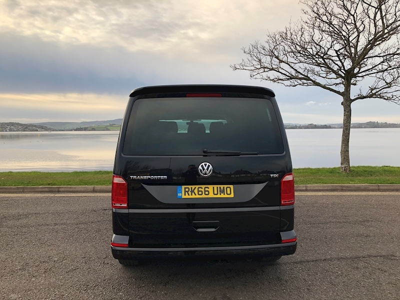 VW Transporter Highline SWB 2.0 - Large 4