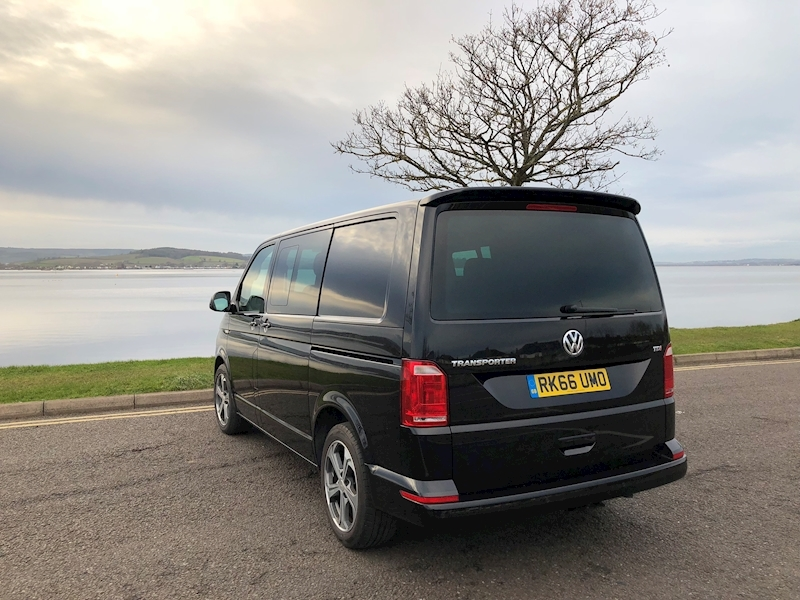 VW Transporter Highline SWB 2.0 - Large 5