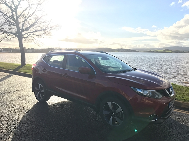 Qashqai Dci N-Tec Plus Hatchback 1.5 Manual Diesel
