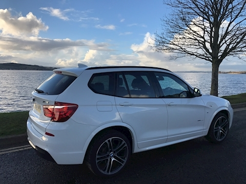 X3 xDrive30d M Sport 3.0 5dr Estate Automatic Diesel