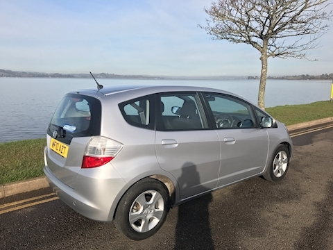 Jazz I-Vtec Es Hatchback 1.3 Manual Petrol