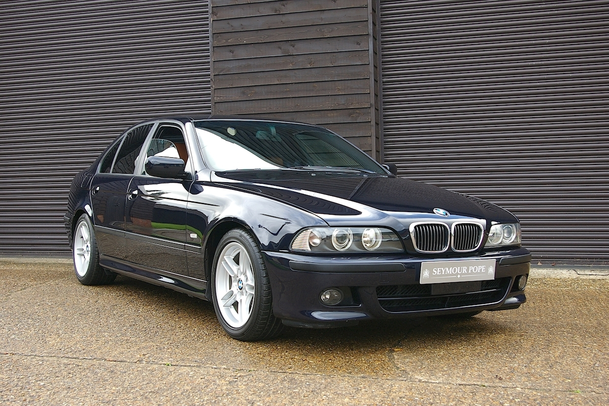 used bmw 5 series e39 525i m sport individual automatic saloon seymour pope. Black Bedroom Furniture Sets. Home Design Ideas