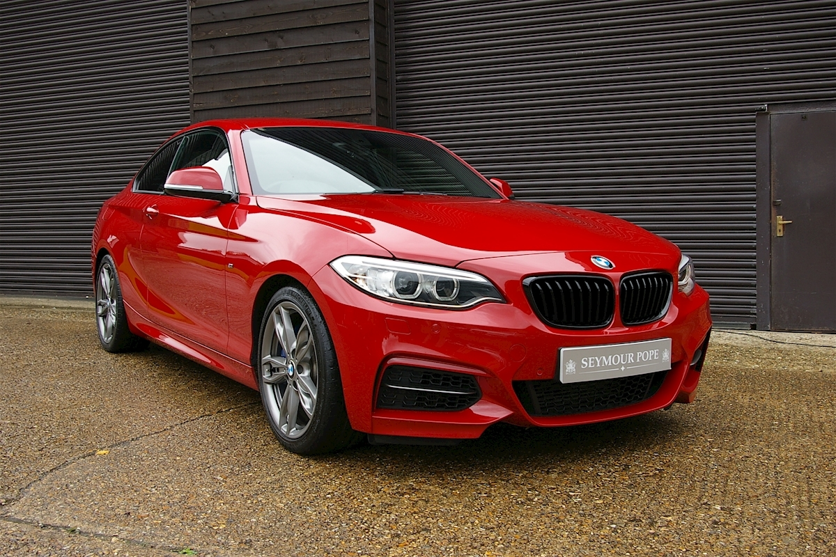 used bmw 2 series m235i m sport coupe dct automatic seymour pope. Black Bedroom Furniture Sets. Home Design Ideas