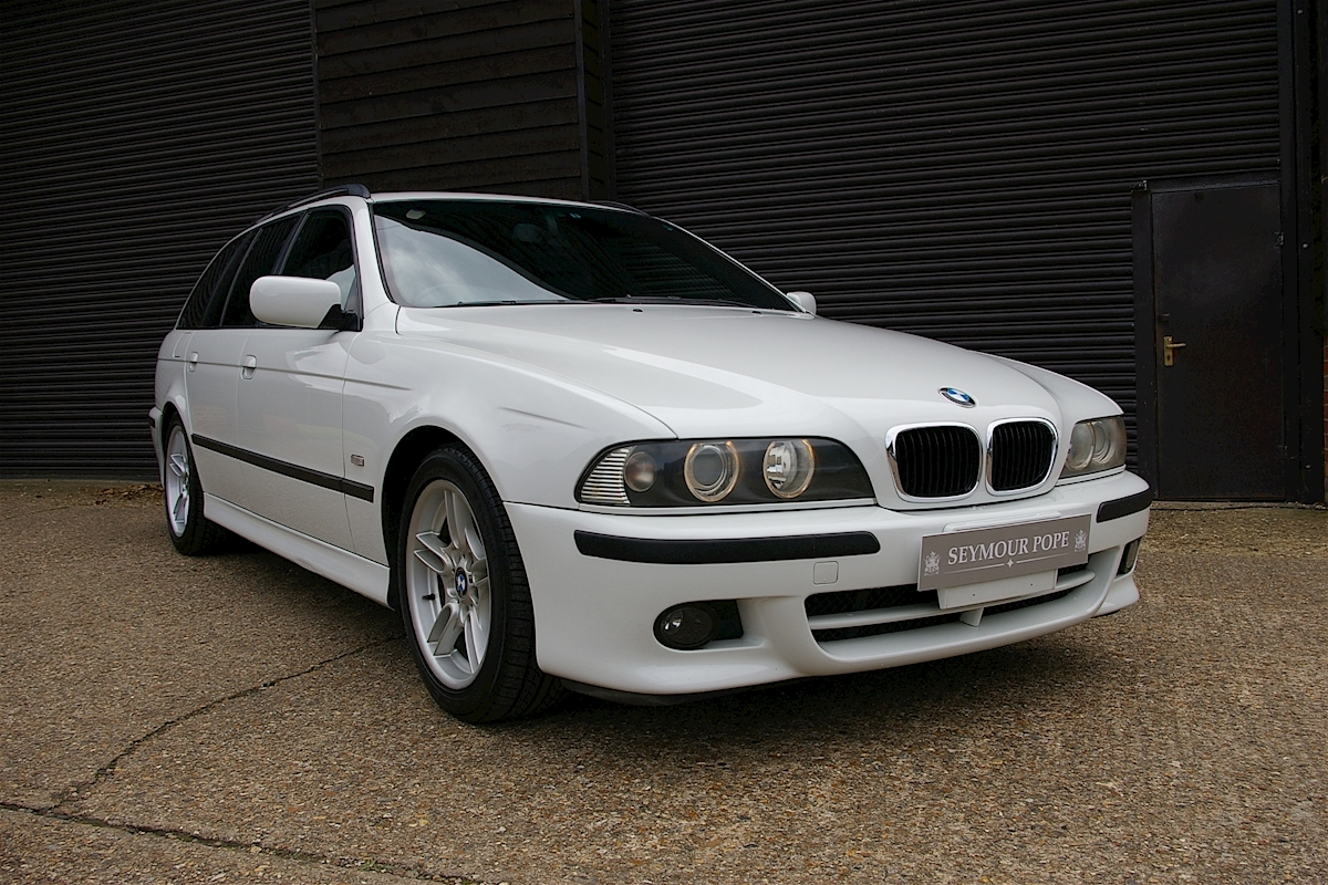 used bmw 5 series e39 525i sport touring automatic. Black Bedroom Furniture Sets. Home Design Ideas
