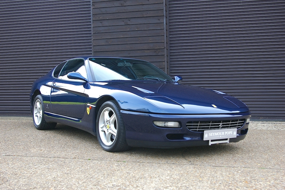 Ferrari 456 5.5 V12 GT 6 Speed Manual Coupe - Large 0