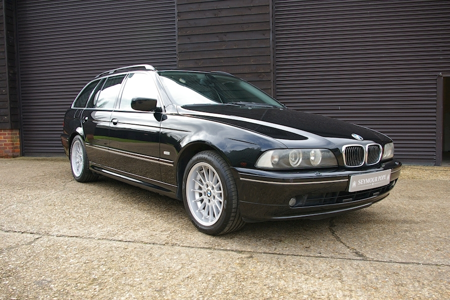 Bmw 5 Series E39 540I Touring Automatic