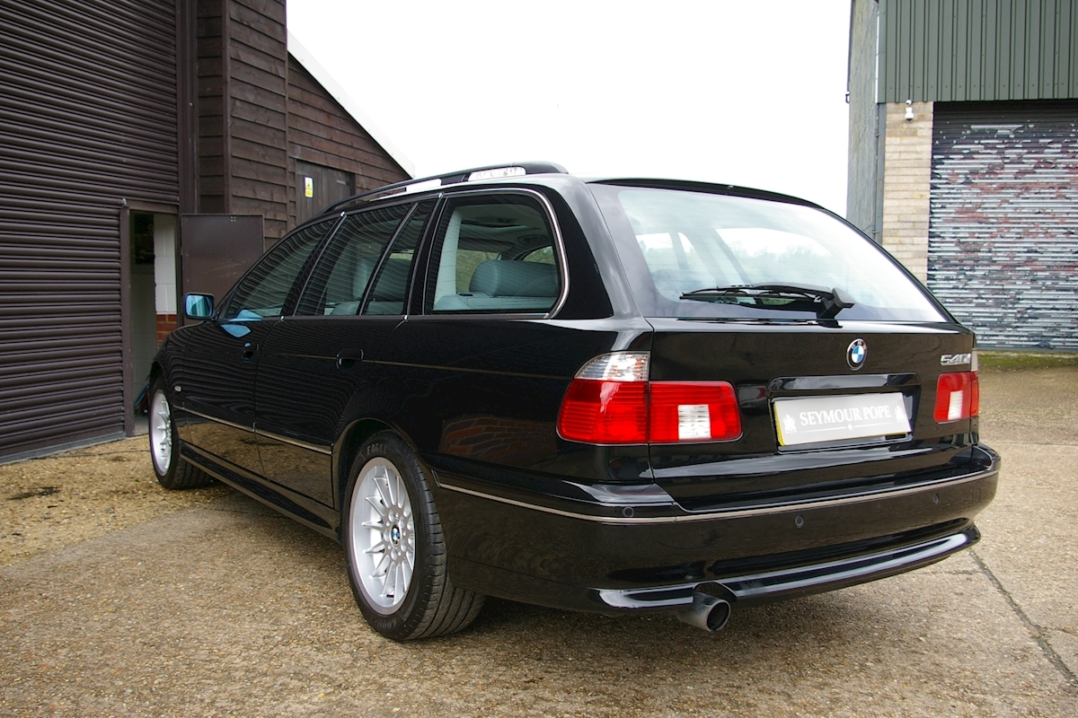 used bmw 5 series e39 540i touring automatic seymour pope. Black Bedroom Furniture Sets. Home Design Ideas