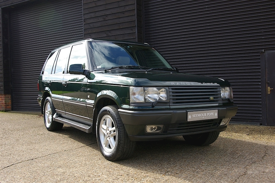 Land Rover Range Rover P38 4.6 HSE Limited Edition Royal Edition Automatic
