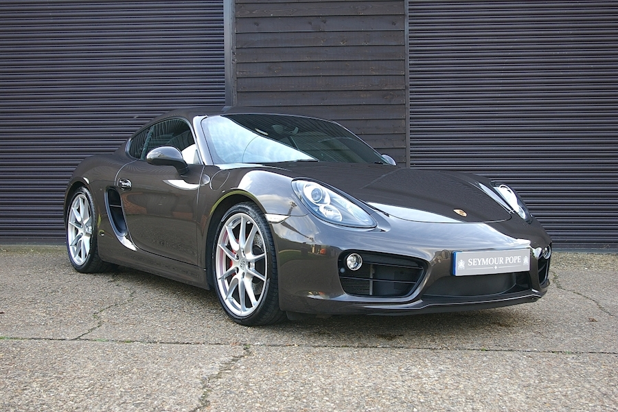 Cayman 981 Cayman S 3.4 PDK Coupe Auto 3.4 2dr Coupe Semi Auto Petrol