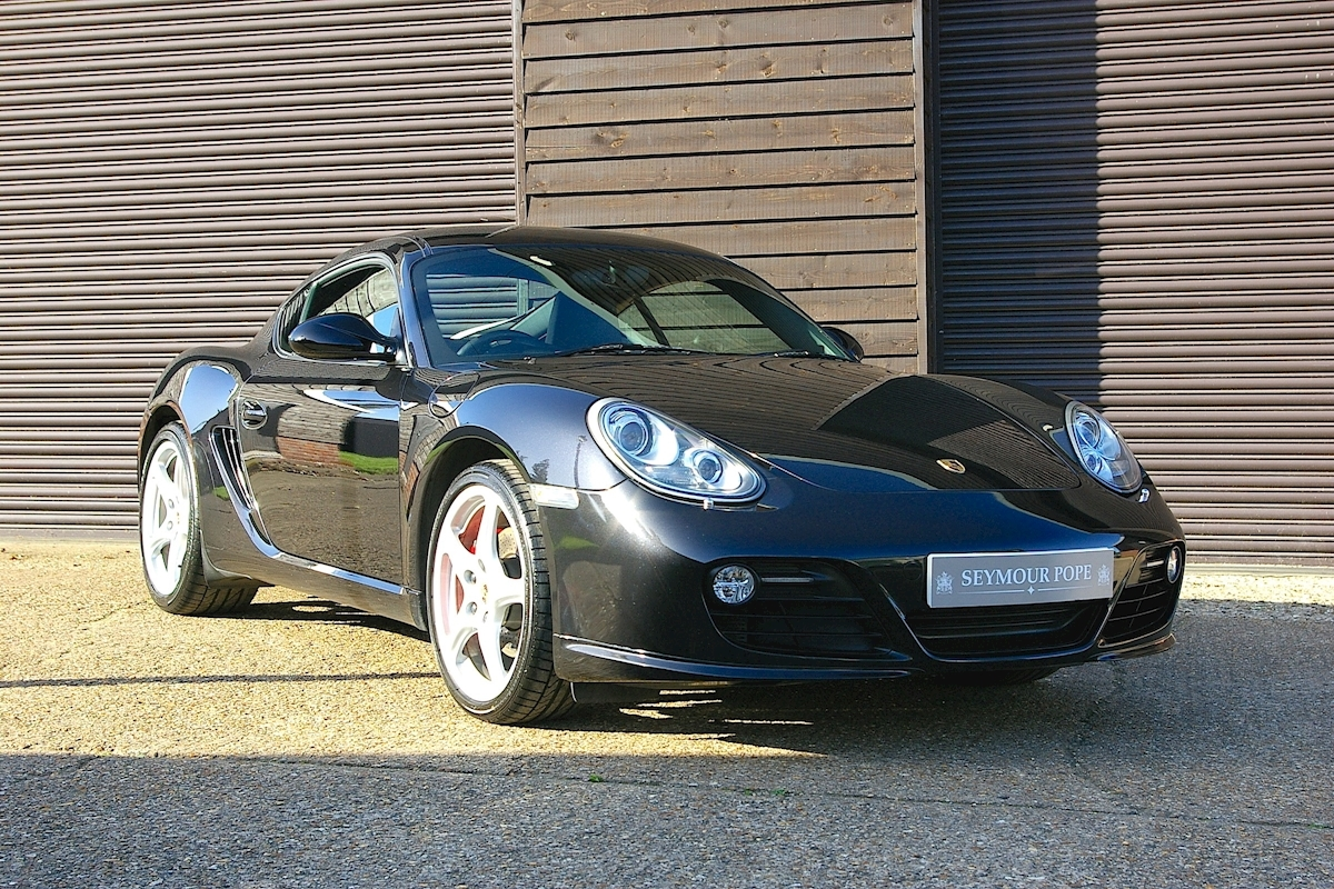 Porsche Cayman 3.4 S 24V S 6 Speed Manual GEN II - Large 0
