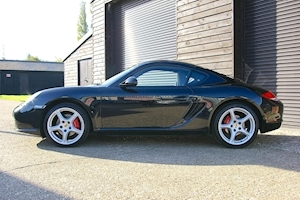 Cayman 3.4 S 24V S 6 Speed Manual GEN II 3.4 2dr Coupe Manual Petrol
