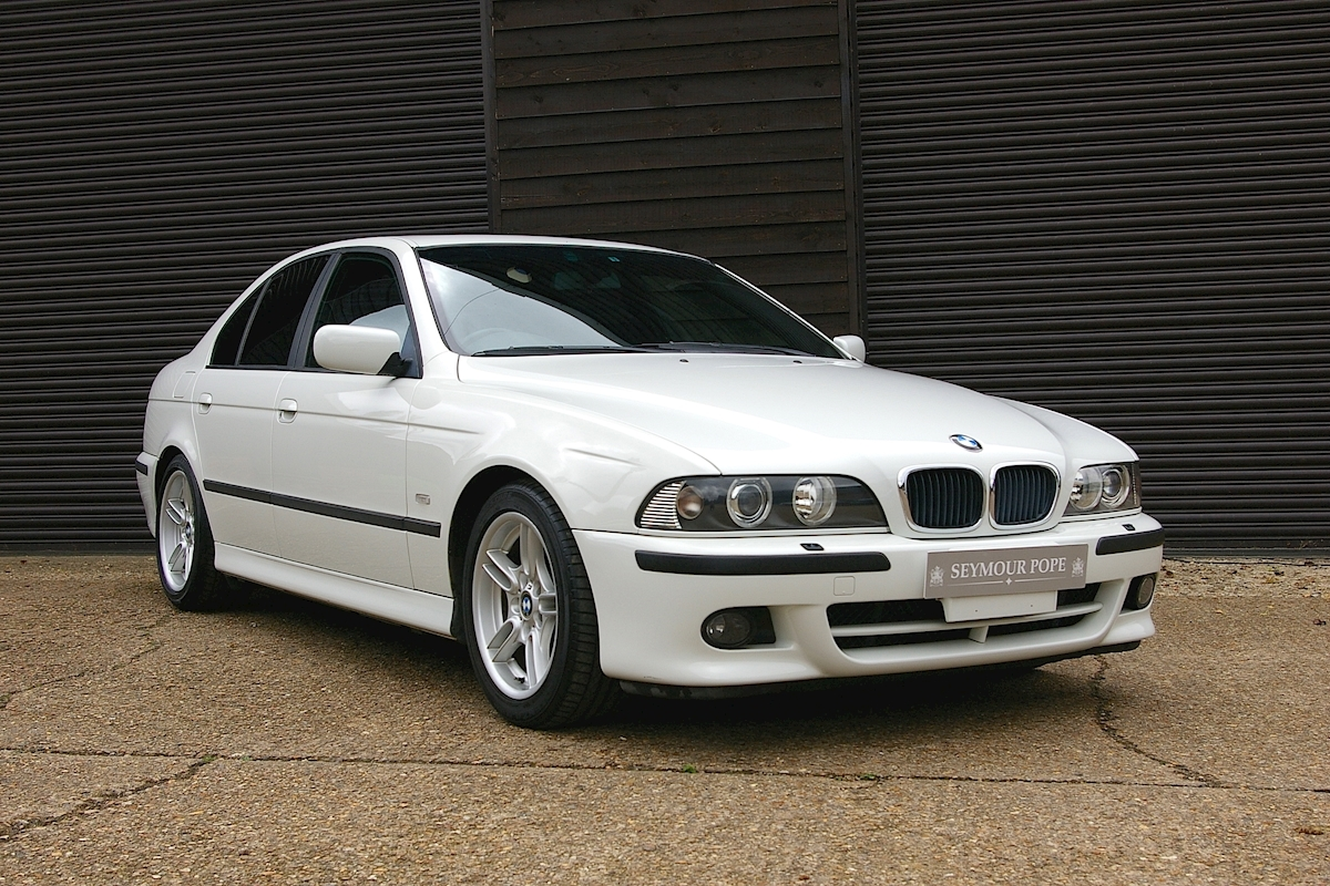 used bmw 5 series e39 530i sport automatic saloon. Black Bedroom Furniture Sets. Home Design Ideas