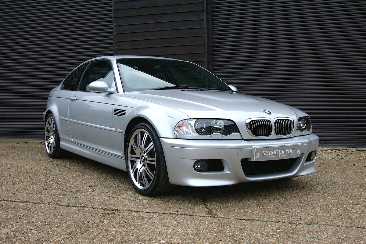 Used Bmw Series E M Speed Manual Coupe Seymour Pope - Bmw 3 series e46