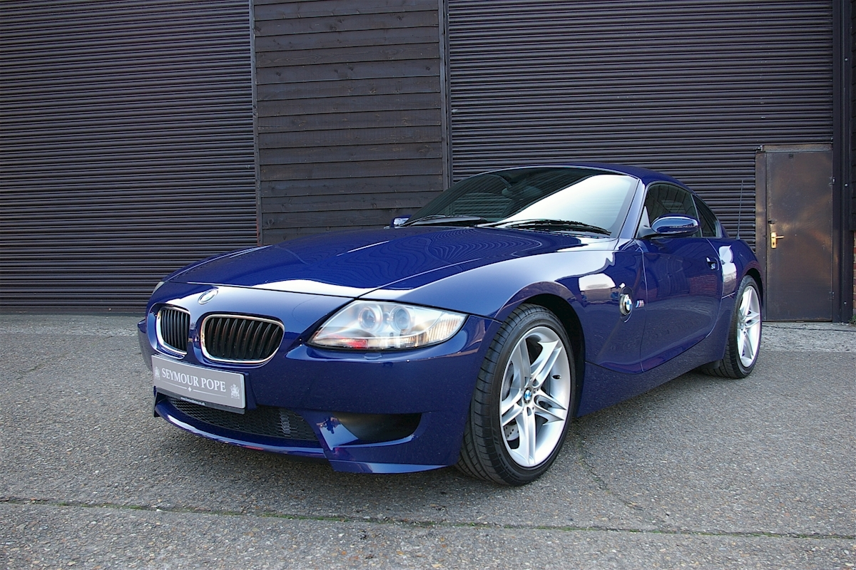 Bmw Z4 Coupe Bmw Z4 Coupe 2006 Exotic Car Picture 001 Of