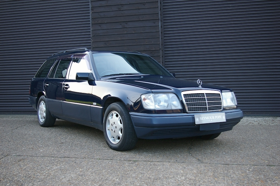 E-Class W124 E280 Estate Automatic 7 Seats 2800 5dr Estate Automatic Petrol