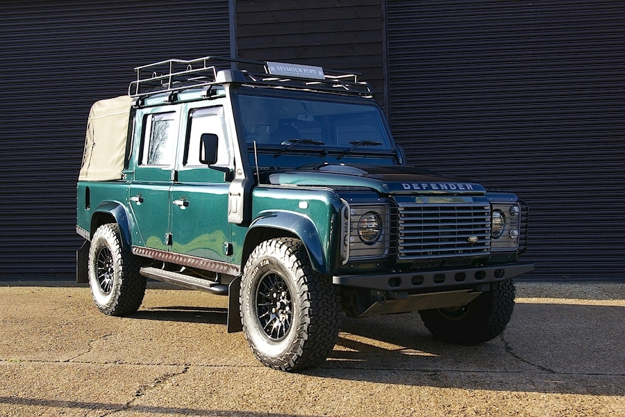 Land Rover Defender 110 2.2 TD XS Double Cab