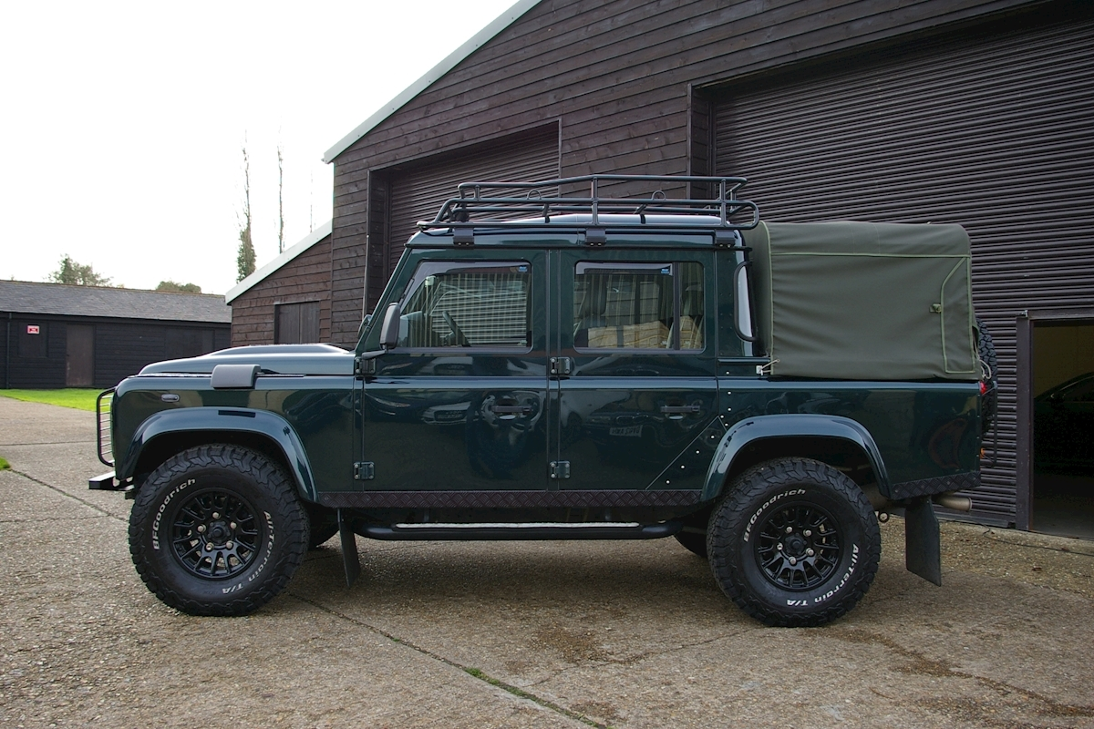 Used Land Rover Defender 110 2.2 TD XS Double Cab | Seymour Pope -