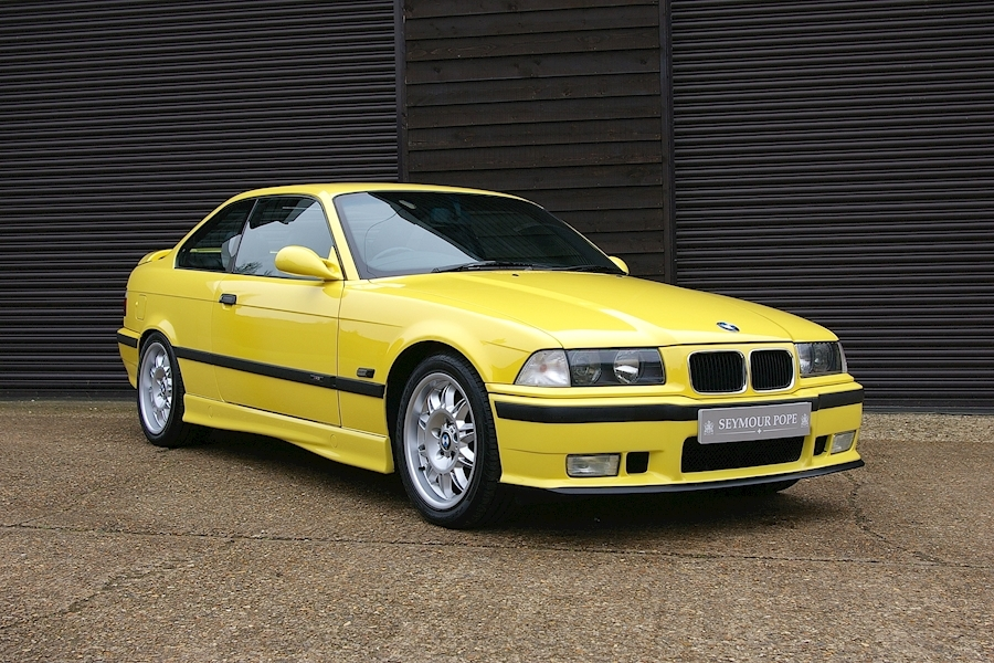 Bmw 3 Series M3 3.2 Evolution Coupe 6 Speed Manual