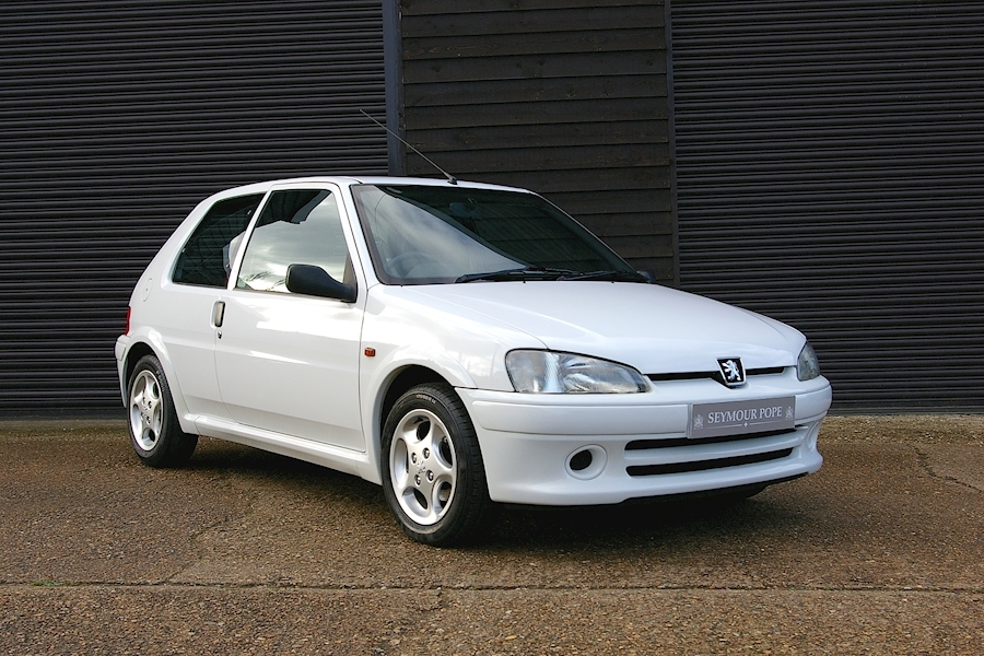 106 Rallye Hatchback 1.6 Manual Petrol