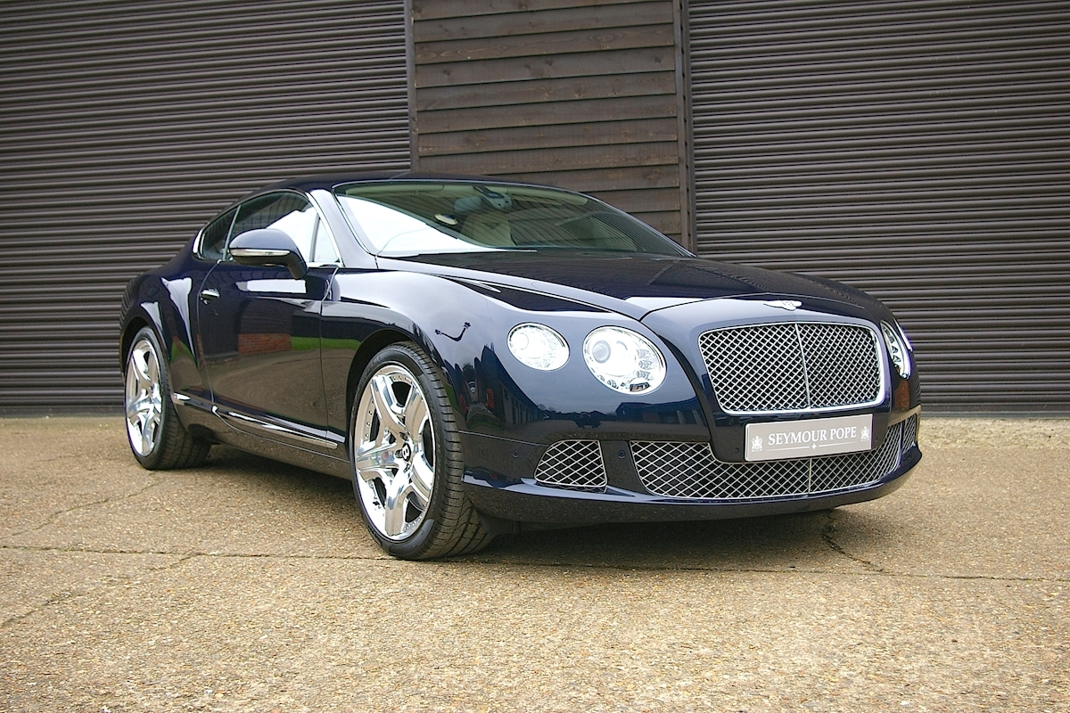 Bentley Continental 6.0 W12 GT MULLINER - Large 0