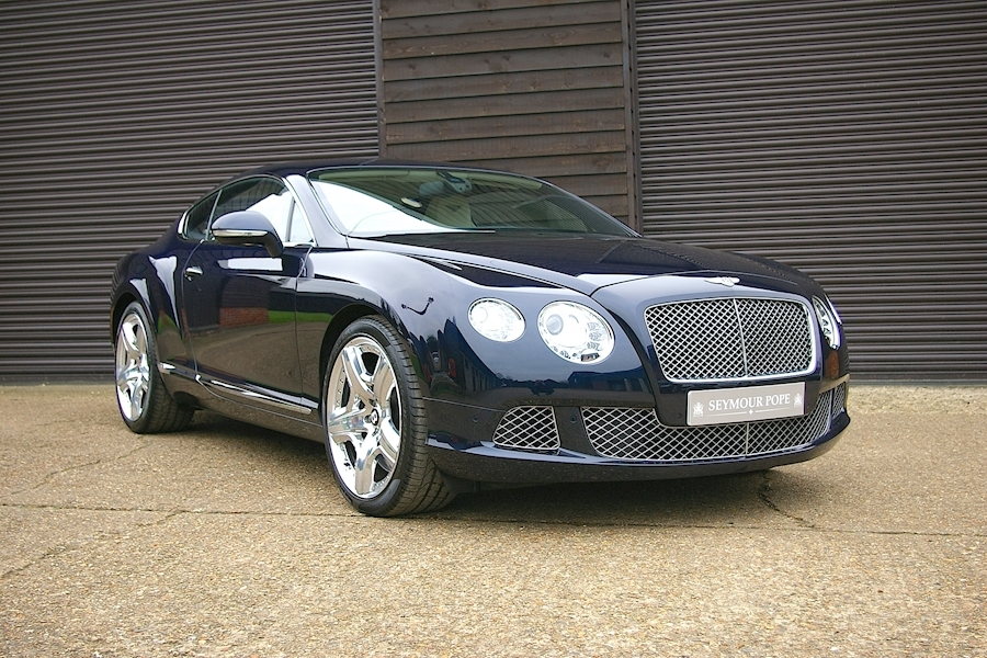 Bentley Continental 6.0 W12 GT MULLINER