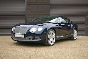 Continental 6.0 W12 GT MULLINER Coupe Automatic Petrol