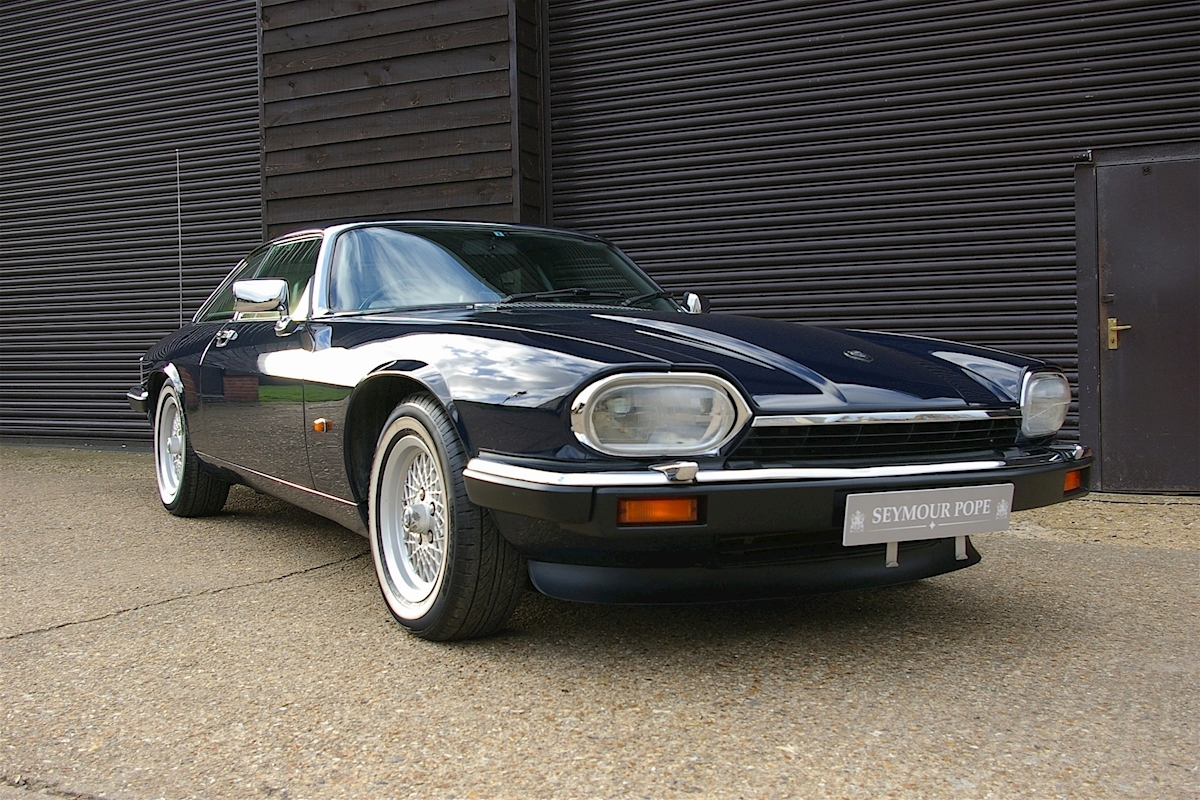 Jaguar Xjs 4.0 Coupe Automatic - Large 0