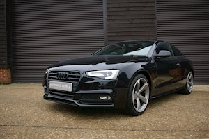 A5 2.0 TDI S-LINE Black Edition Coupe 6 Speed Manual 2.0 2dr Coupe Manual Diesel