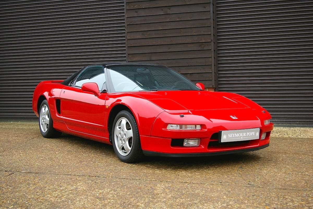 Honda Nsx 3.0 V6 5 SPEED MANUAL COUPE - Large 0