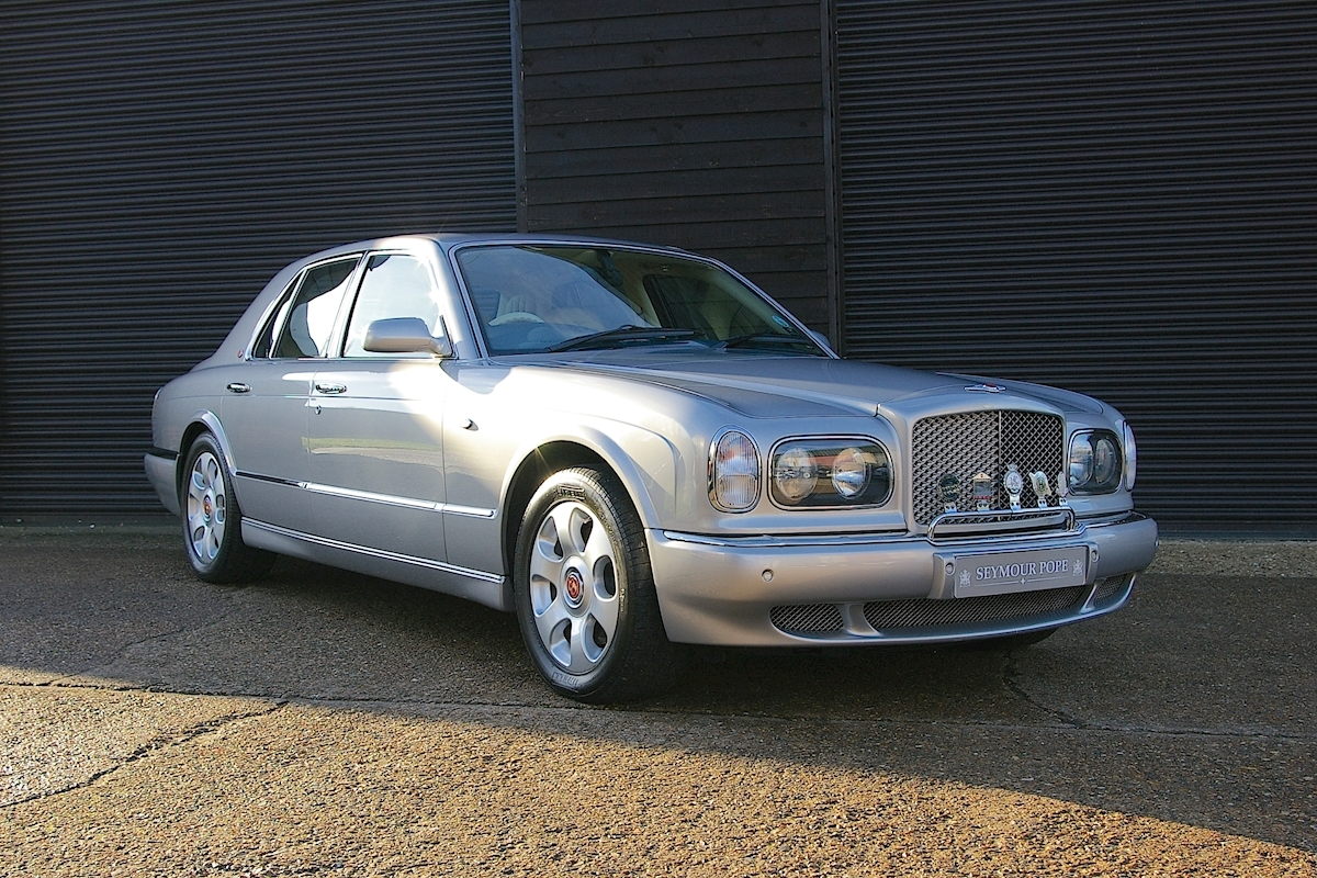 Bentley Arnage Red Label Saloon Automatic - Large 0