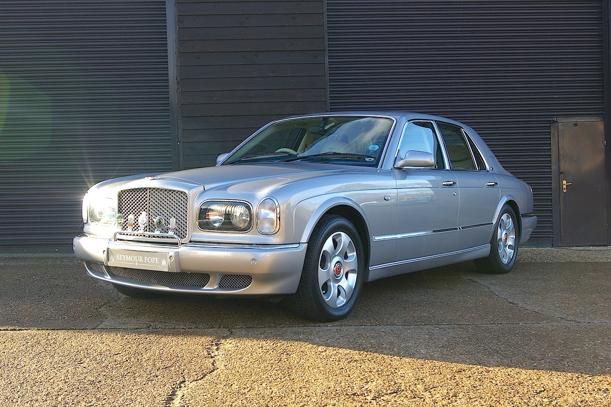 Bentley Arnage Red Label Saloon Automatic