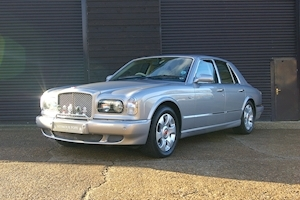 Arnage Red Label Saloon Automatic 6.8 4dr Saloon Automatic Petrol
