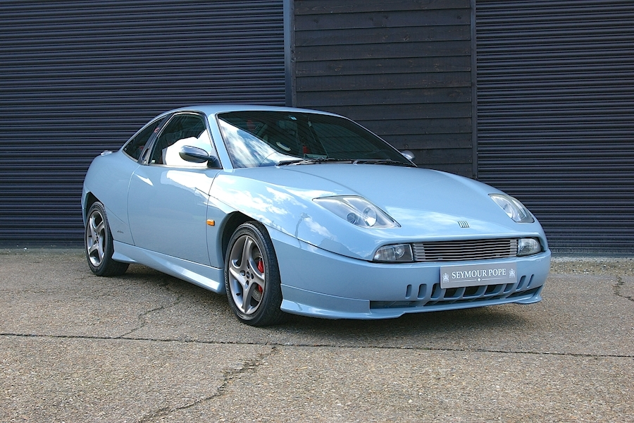 Fiat Coupe Turbo 20V Le