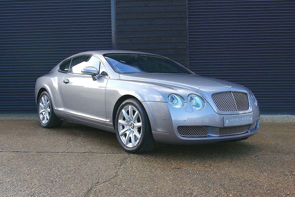 Bentley Continental 6.0 W12 GT - Large 0