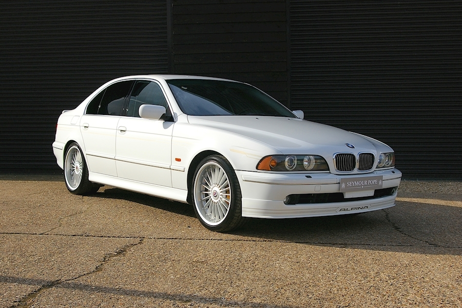 Alpina E39 B10 4.6 V8 Automatic Saloon
